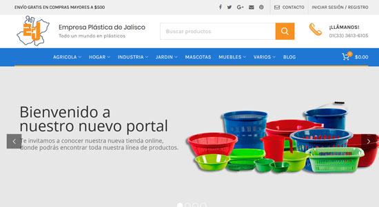 Empresa Plastica Tienda Online Phase One Design