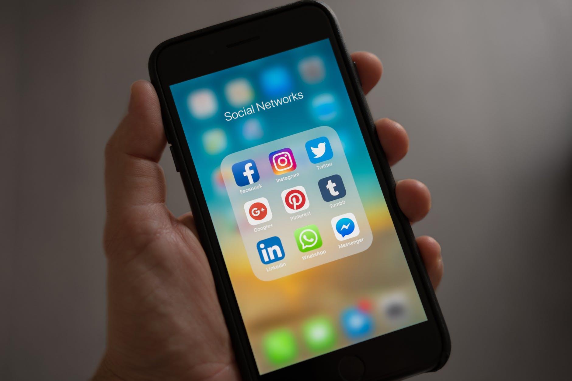 Manejo De Redes Sociales Marketing Digital Phase One Design