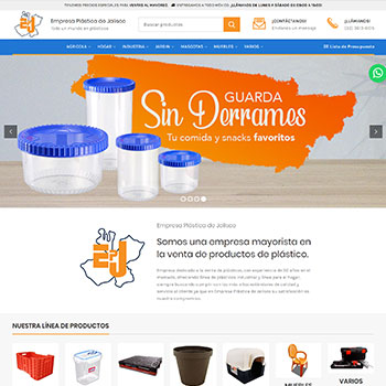 Empresa Plástica