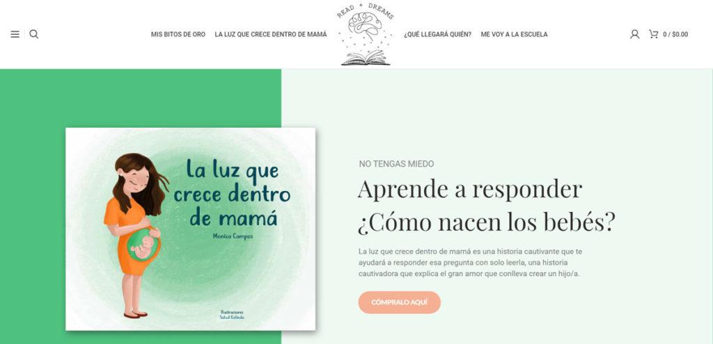 Read Dreams Tienda En Linea