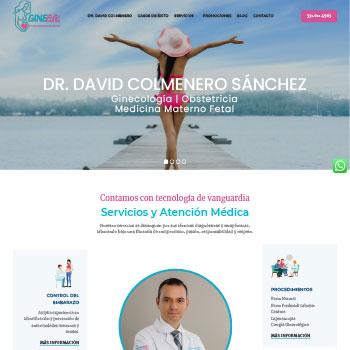 Dr. David Colmenero