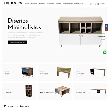 Credentza mobiliario