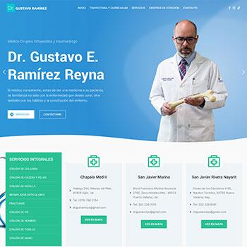 Dr. Gustavo Ramírez